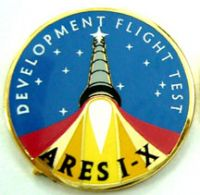 NASA Ares Flight Test Pin